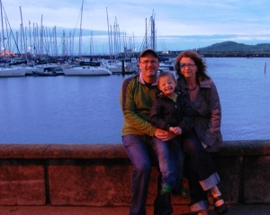 at the harbour in howth, north of dublin