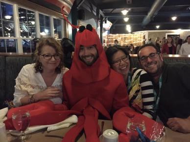 lobster-man